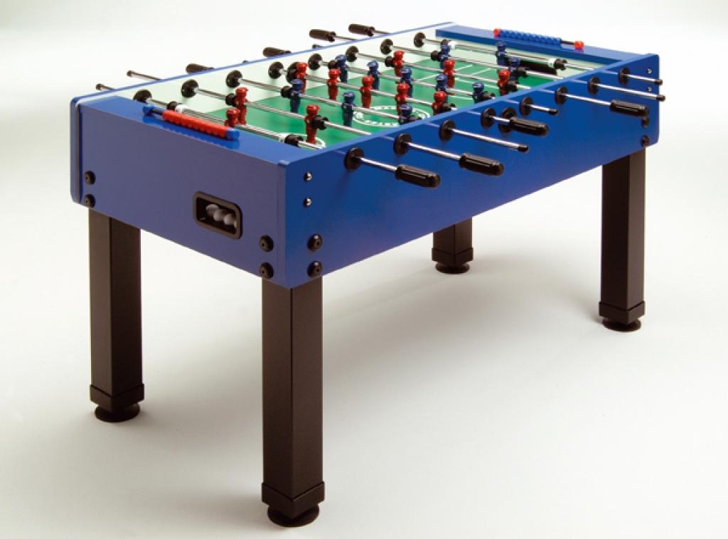 Tischfußballspiele